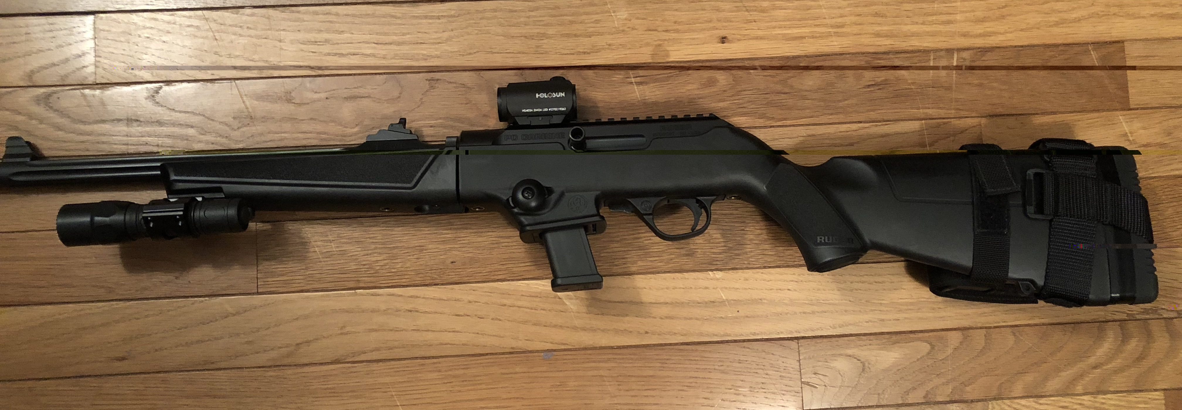 NEW: Ruger PC Carbine In 9mm (Yes, it DOES take Glock mags) - Page 7